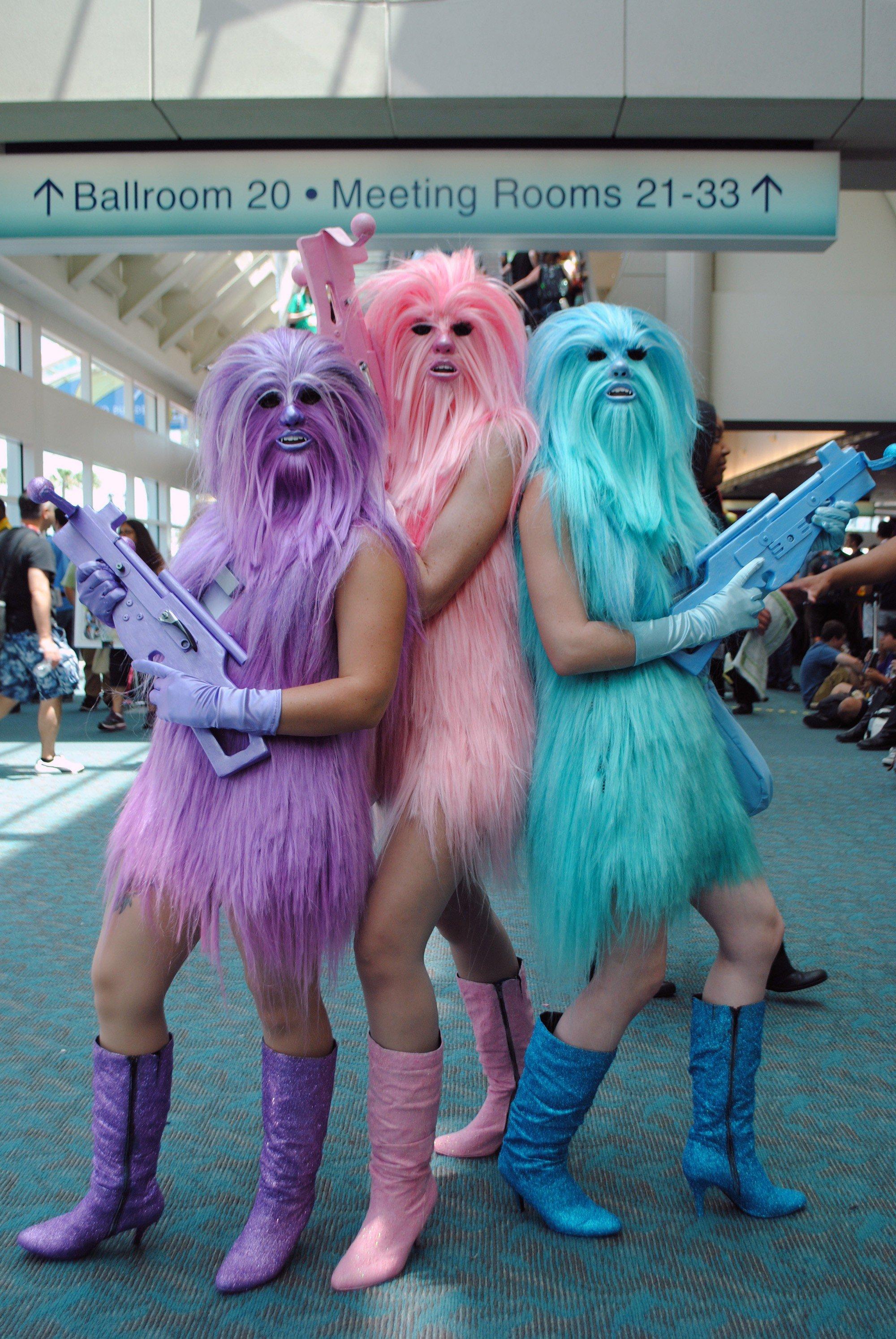 Chewie's Angels