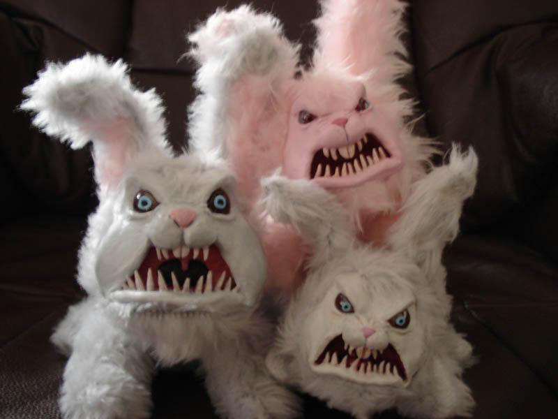 Evil bunnies