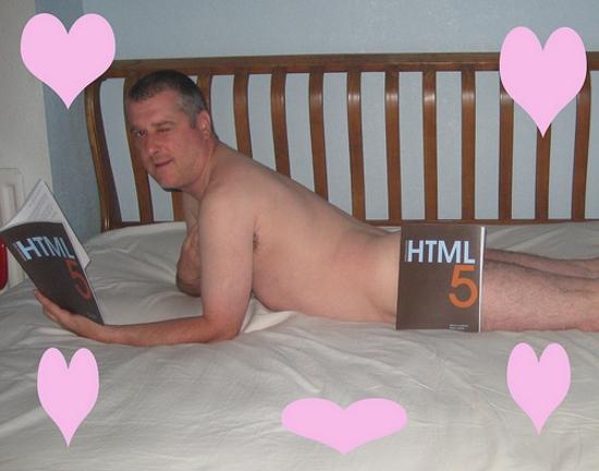 HTML5 LOVE