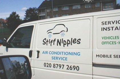 The name of this Air Conditioning Company…