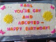 Happy Birthday Karl!
