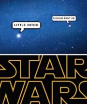 How Star Wars REALLY began