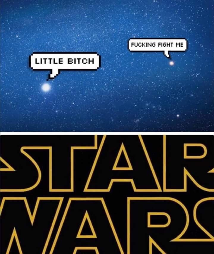 How Star Wars REALLY began
