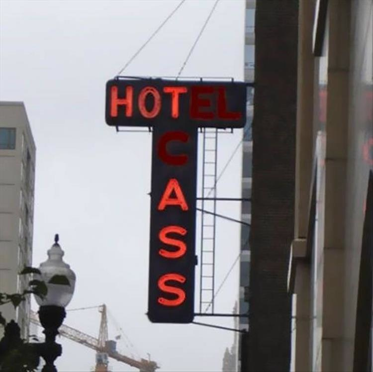 The only hotel I want to stay at