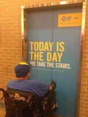 Today is the day not funny for disabled.