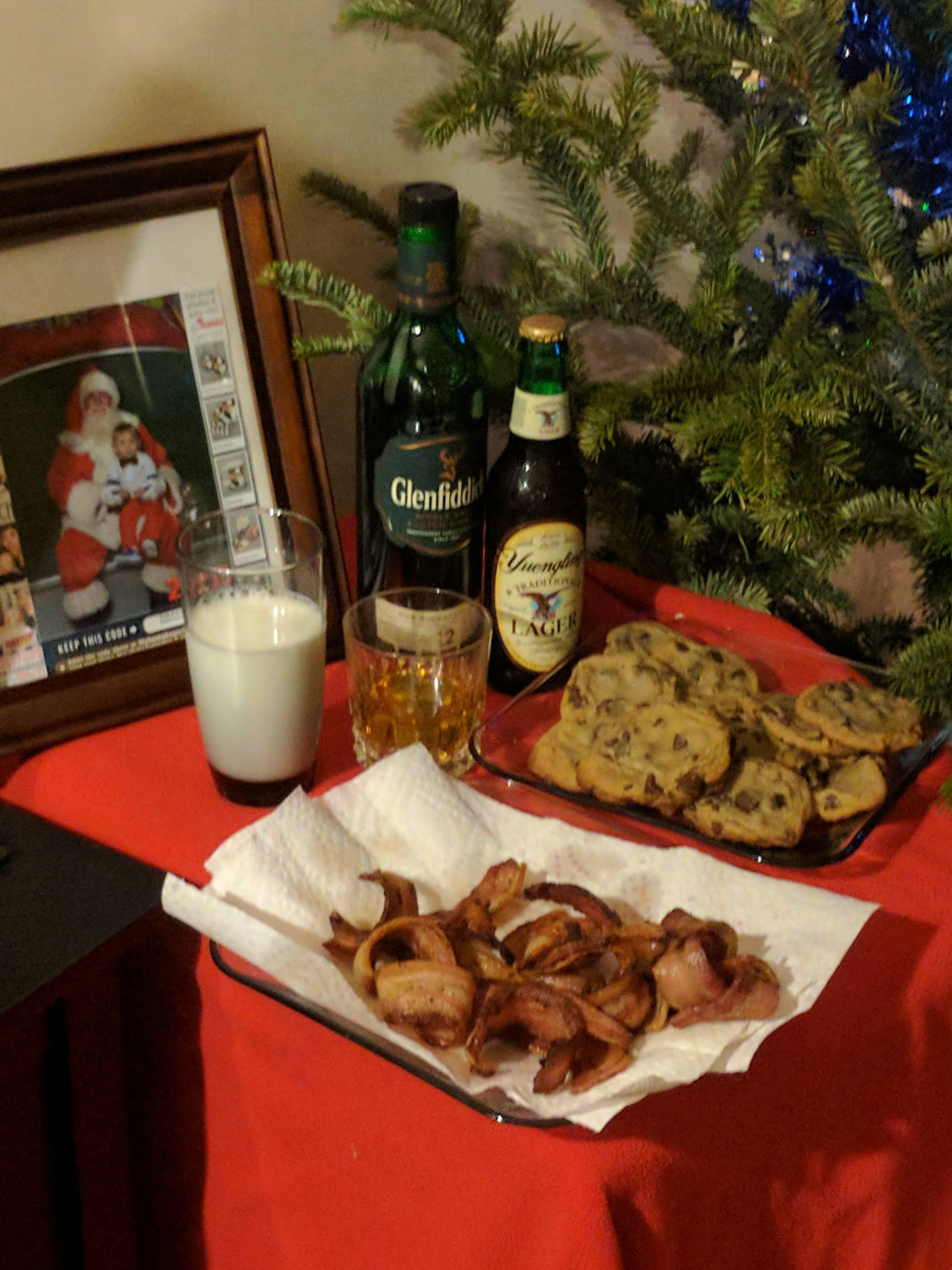 Santa's got options this year