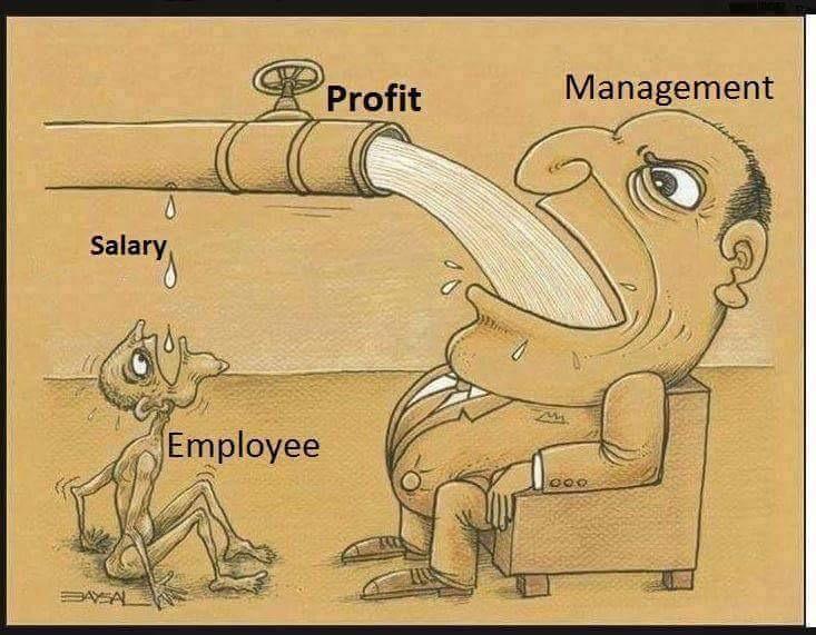 Employee vs Management