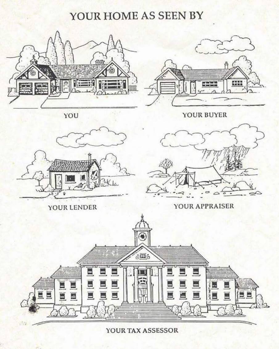 Your home as seen by…