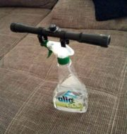 Actical multi-surface cleaner