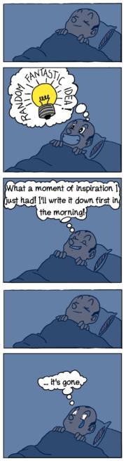 Bedtime ideas.