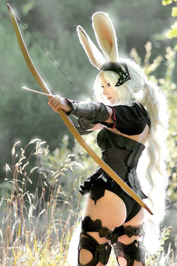 Bunny-archer
