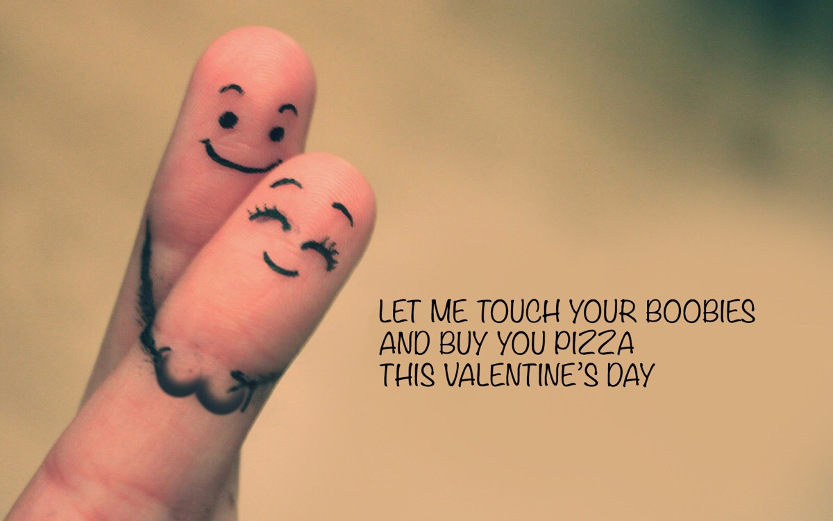 This Valentine's day…