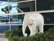 Uniphant or elecorn