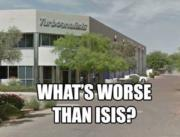 What's worse than isis?