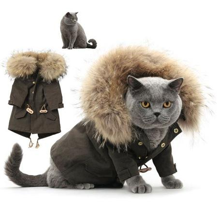 When it's not enough with your own fur
