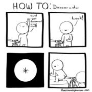 Discover a star