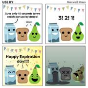 Happy expiration day!