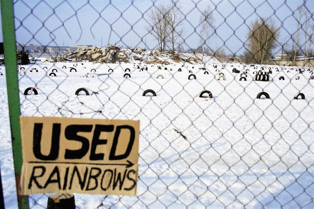 Used rainbows