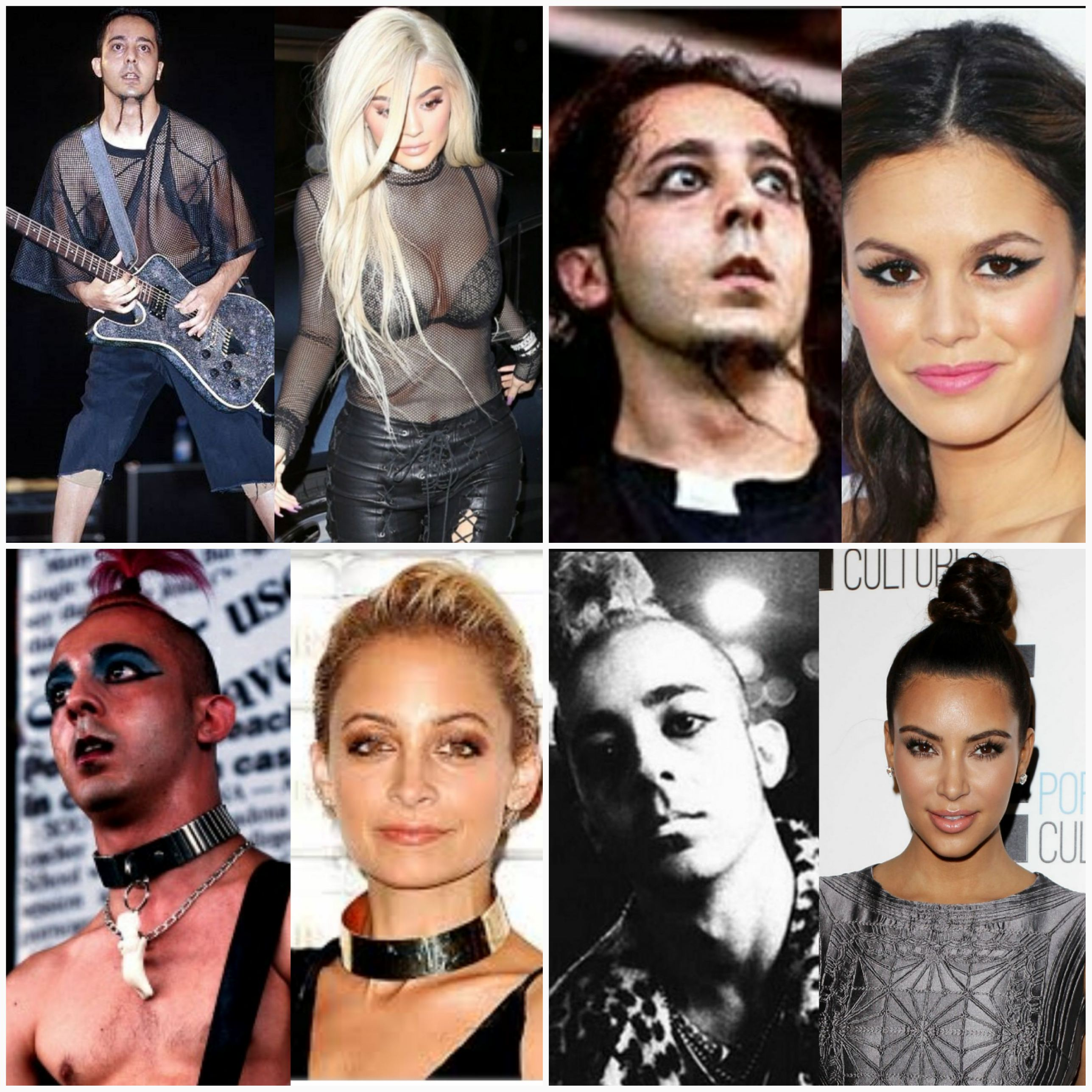 All modern female celebrity fashion was inspired by System of a Down guitarist Daron Malakian back in 1998