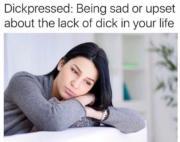 Dickpressed