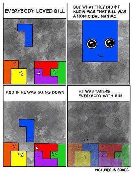 Tetris troubles