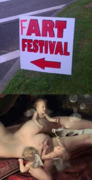 Fart festival