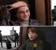 Harry Potter and the Prisoner of Auschwitz
