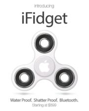 Introducing iFidget