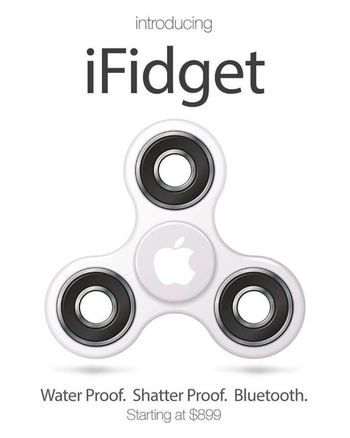 Introducing iFidget