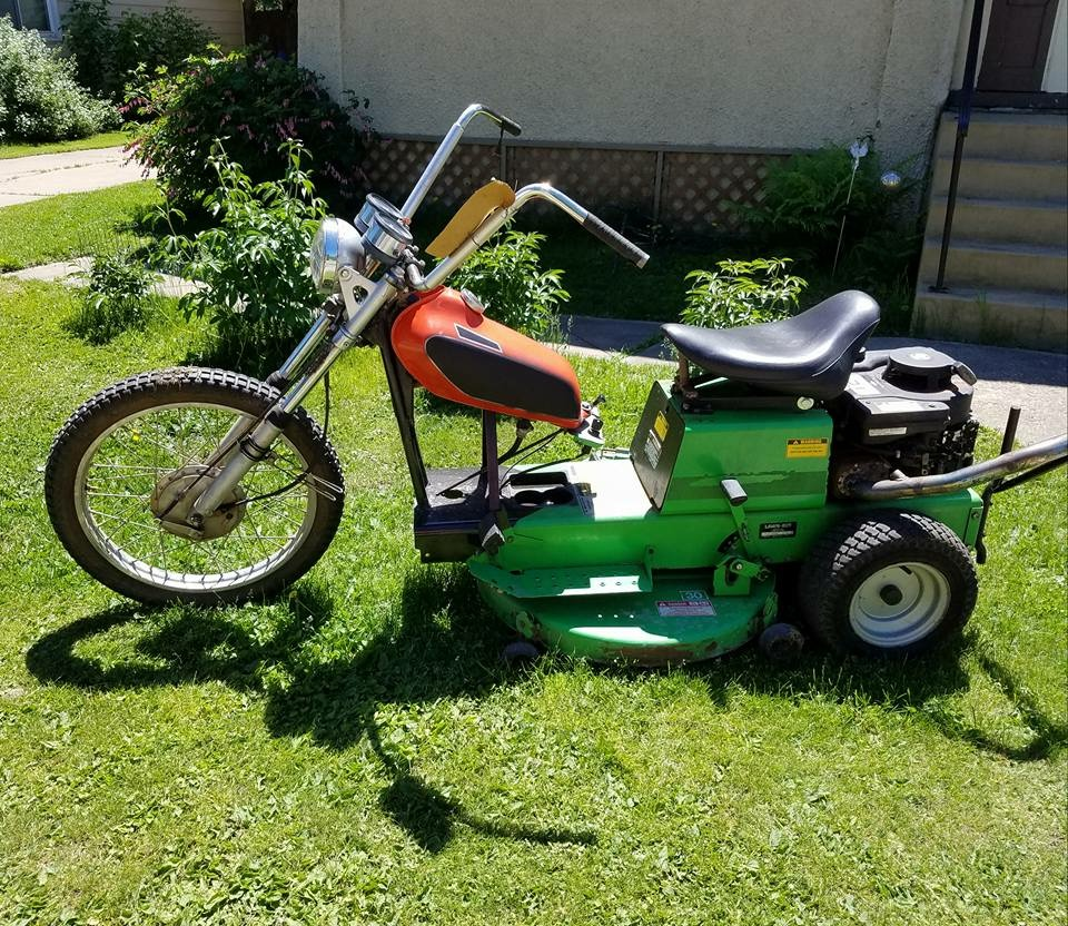 Mowtercycle