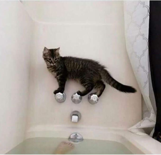 Water is lava.