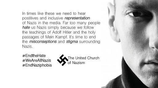 End Nazifobia