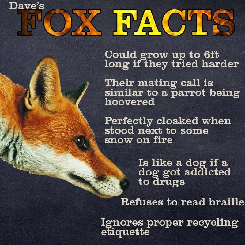 Fox Facts