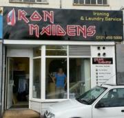 Iron Maiden side business