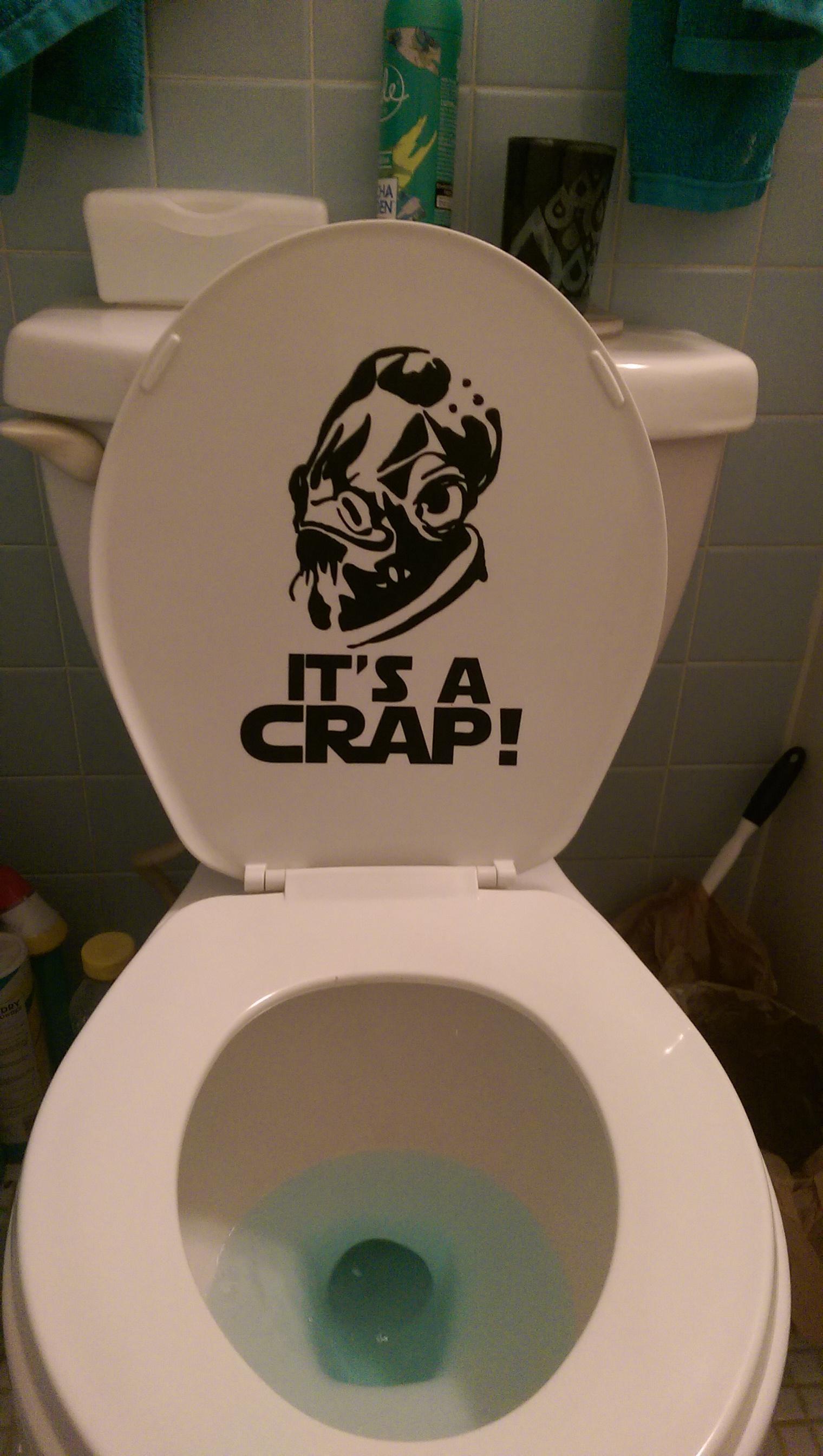 It's a crap