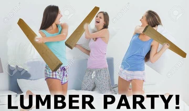 Lumber party