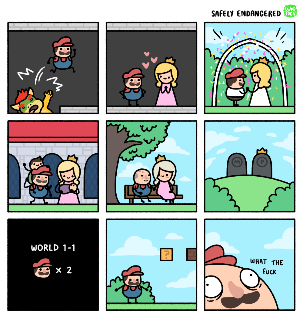 Super Mario's World