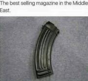 The best selling in the Middle East