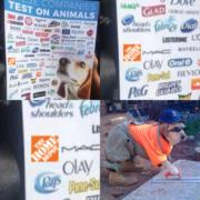These companies test on animals