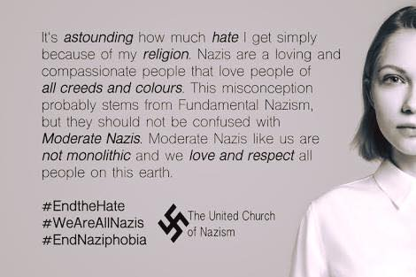 The United Church of Nazism #4