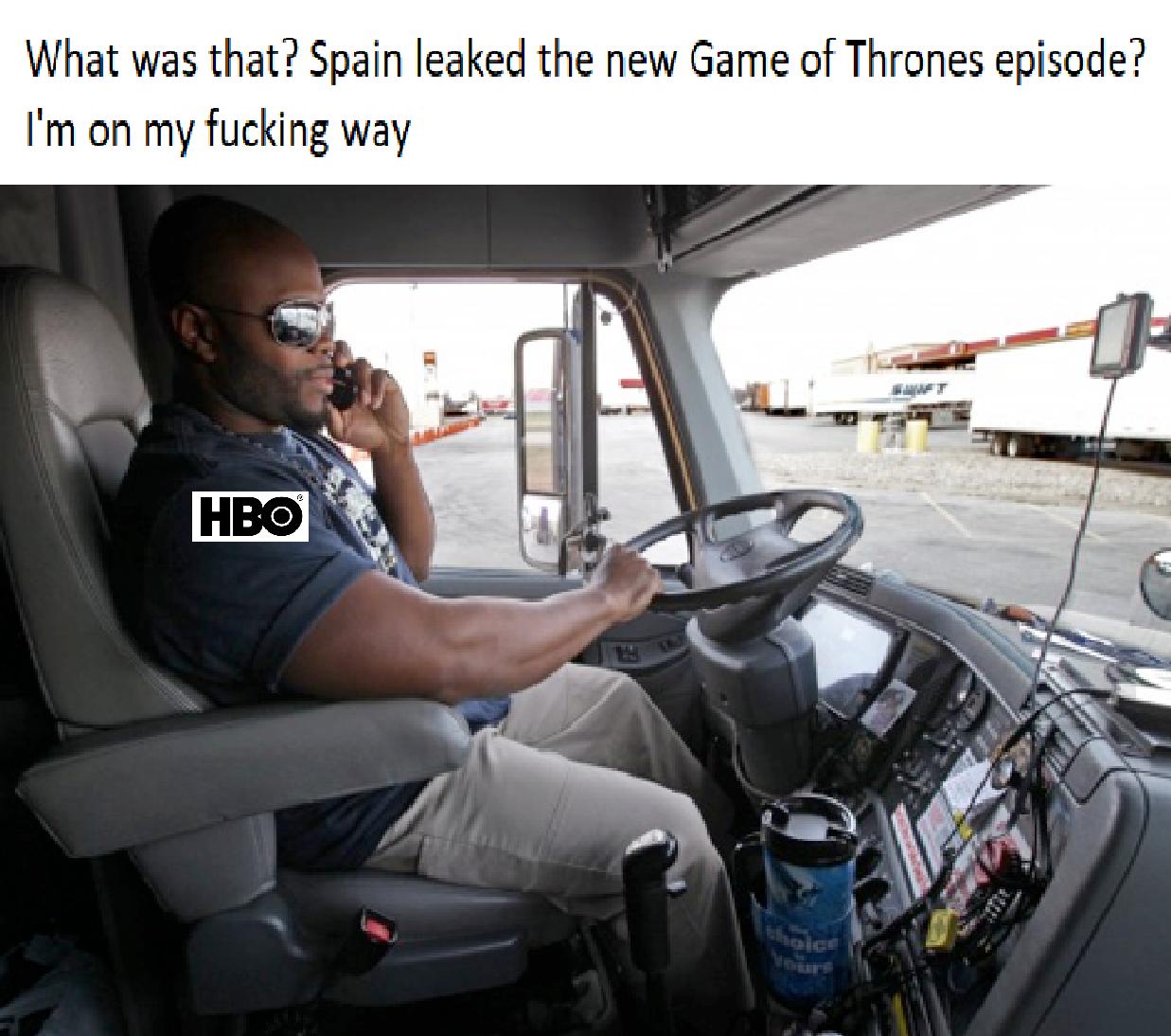 Spain leaked GOT