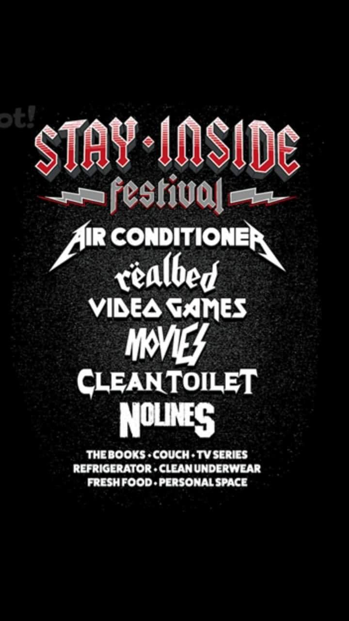 Stay Inside Festival