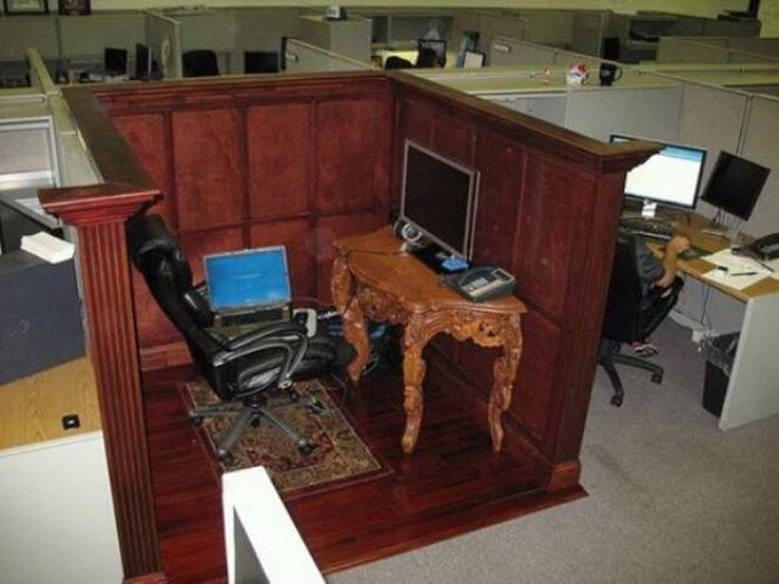 Cubicle boss