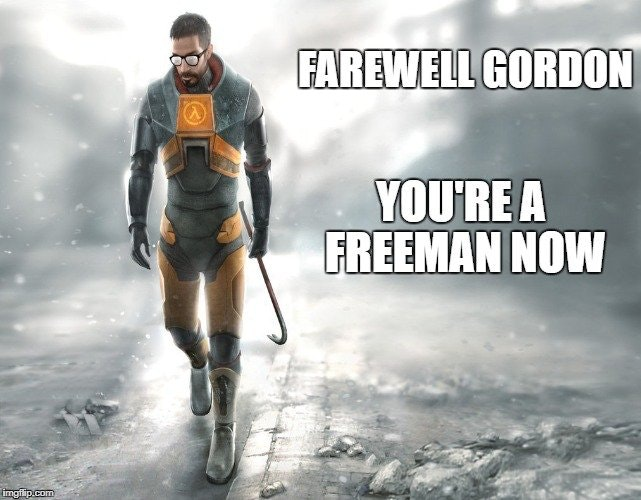 Farewell Gordon…