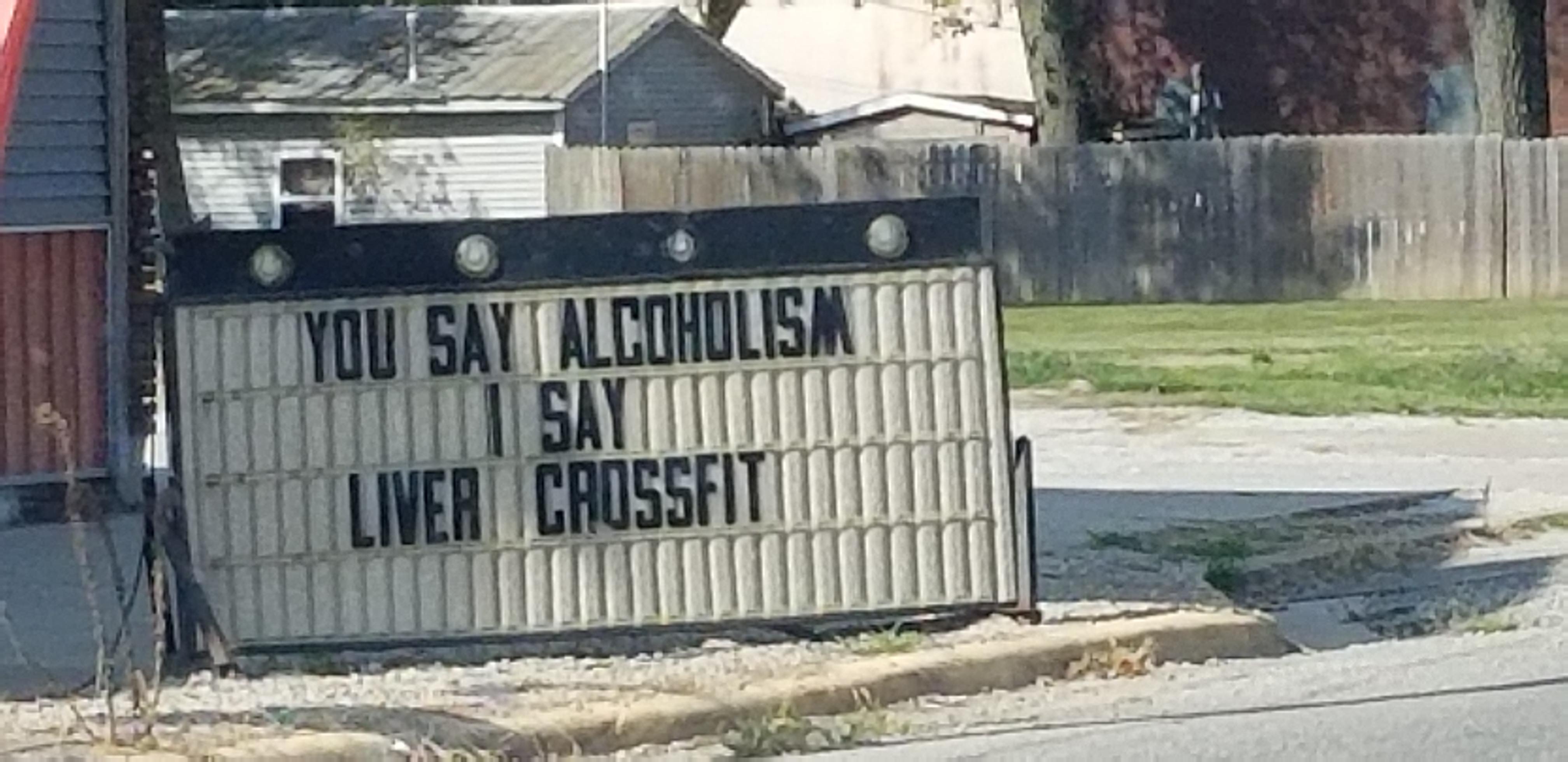 Liver Crossfit