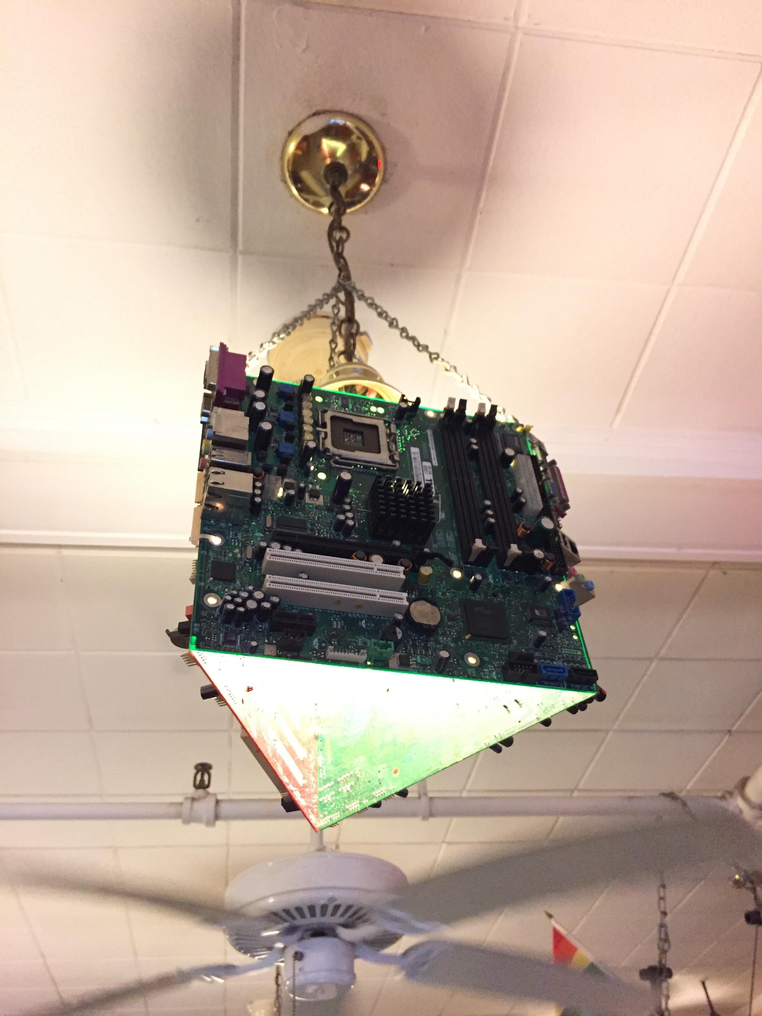 T3h lamp design