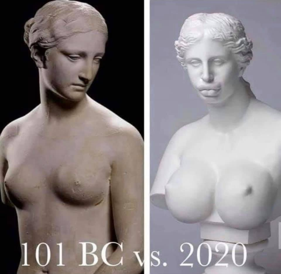 Women then an now