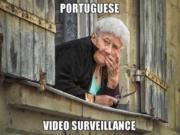 Portuguese video surveillance