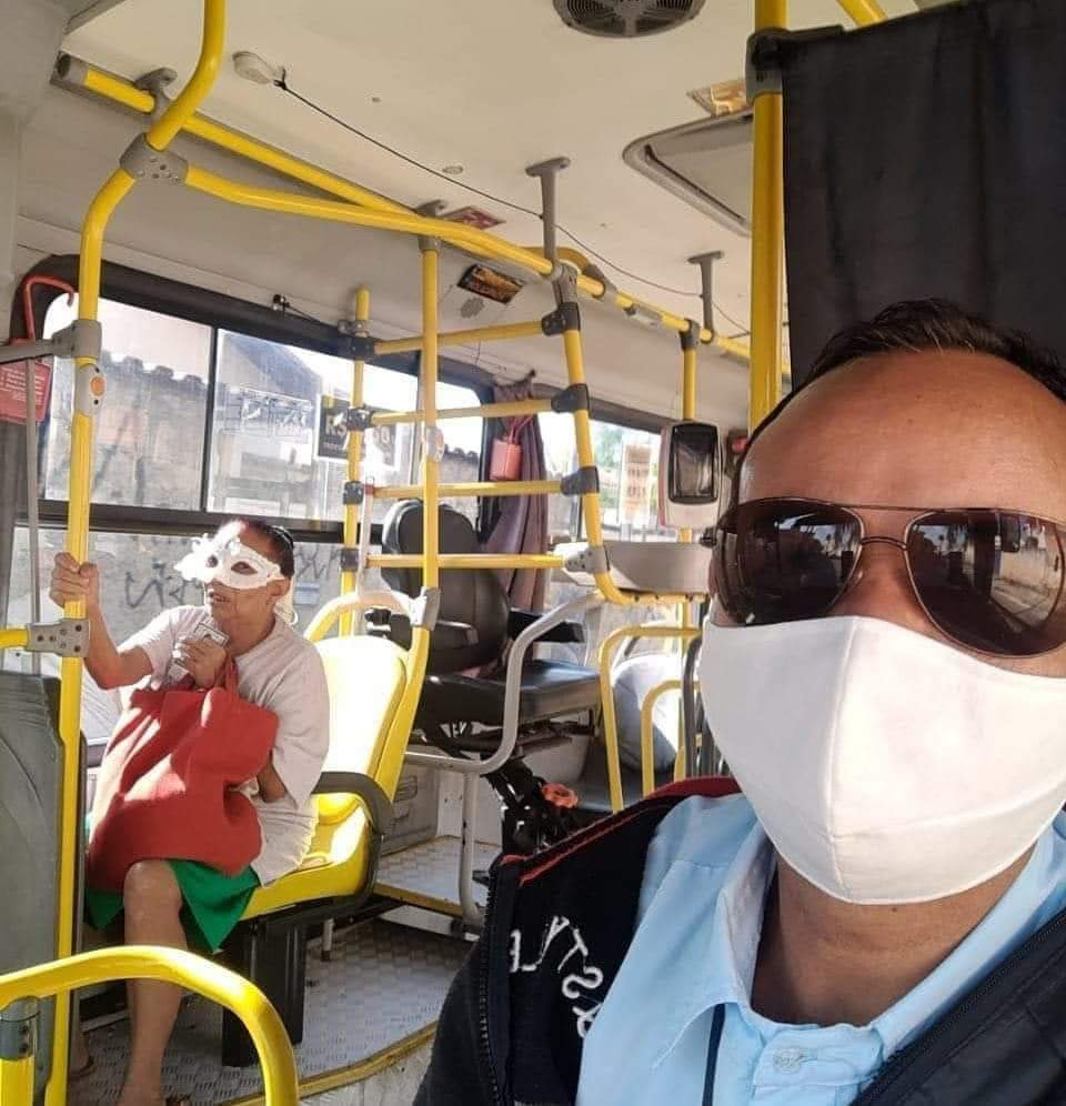 When you have to wear masks on public transport