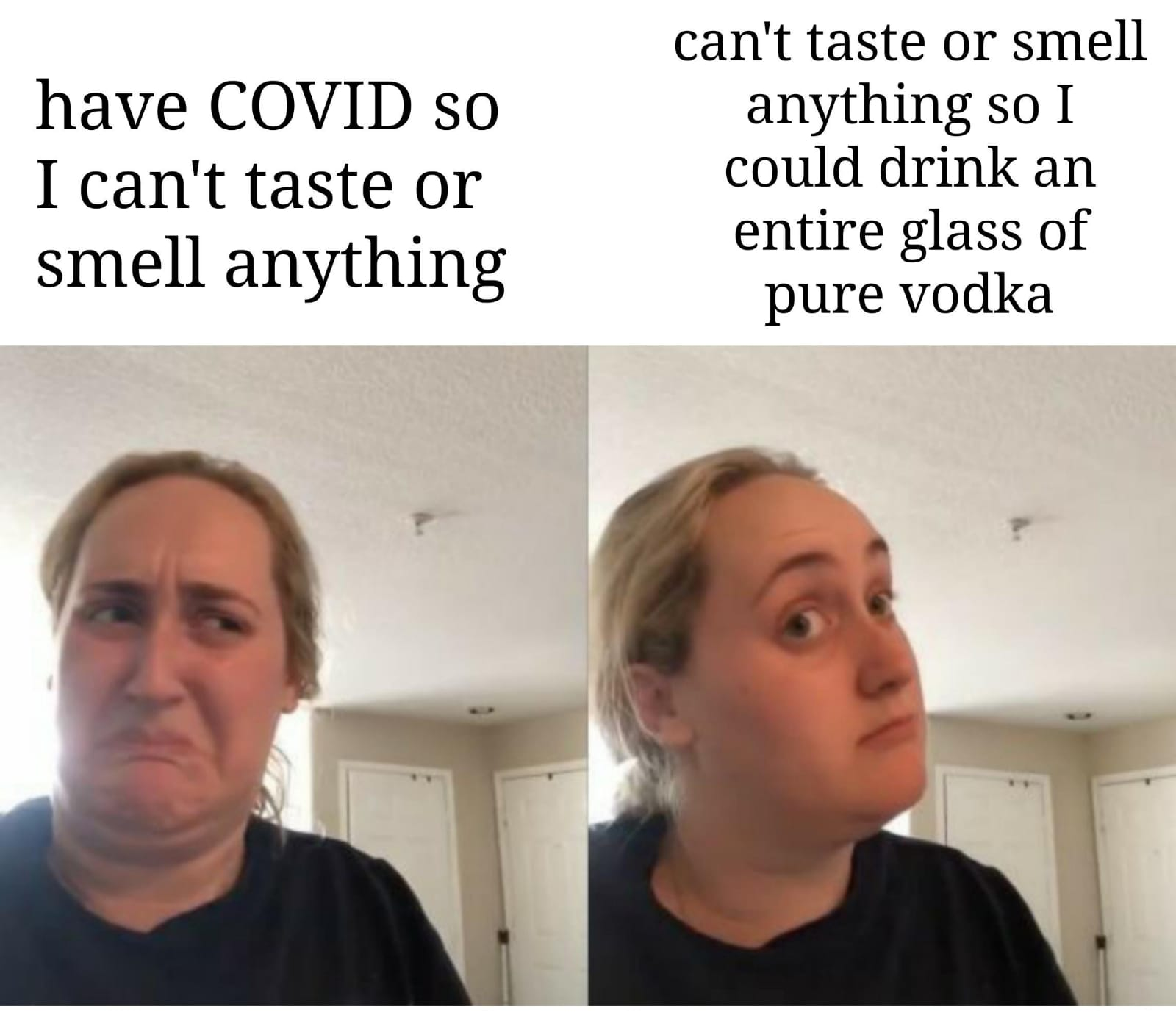 Advantages of having Covid